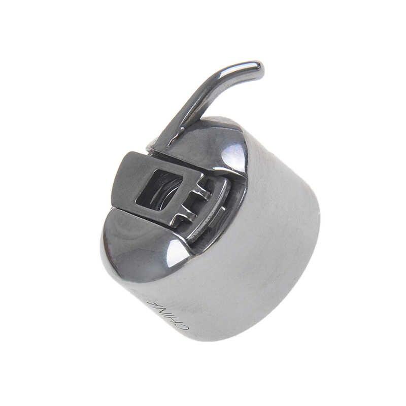 Oude Stijl Naaimachine Accessorries Metalen Spoel Spool Case Voor Brother Janome Elna Bernina Singer Babylock Housedold