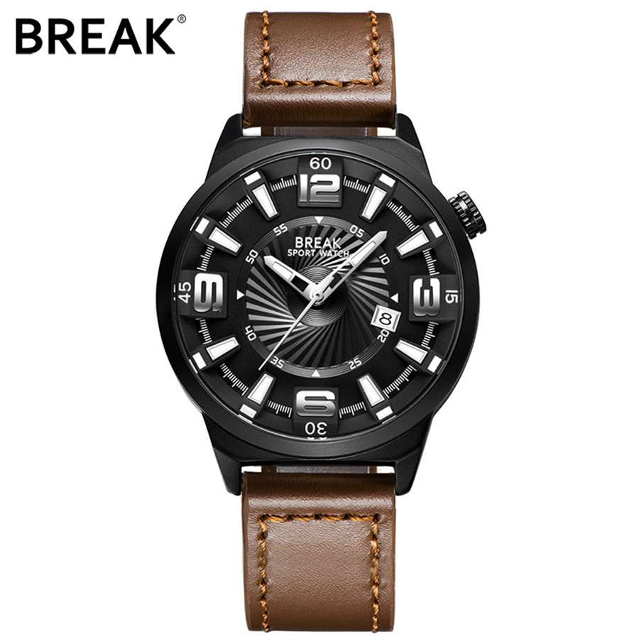 New Top Brand Men Watches quartz-watch Men's Waterproof Casual Military Quartz Calendar Clock Male Wrist watch erkek kol saati business men dress watch mens fashion quartz watches analog calendar steel male wristwatches kicadn casual clock erkek kol saati