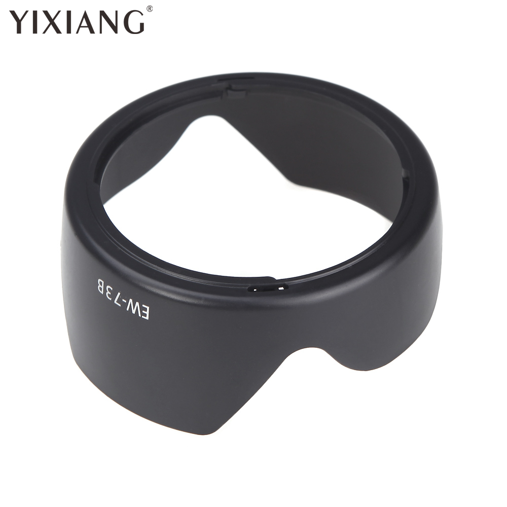 YIXIANG For Camera Lens Hood 67mm EW-73B for <font><b>CANON</b></font> EF-S 18-<font><b>135mm</b></font> f/3.5-5.6 IS STM Lens image