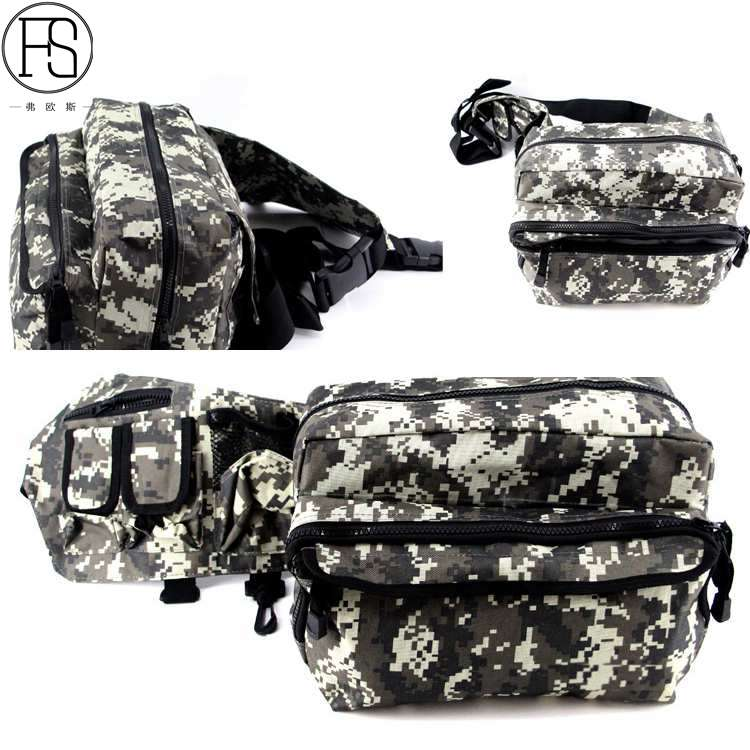 30x18x18cm Multifunctional <font><b>Carp</b></font> Fishing Bag 420gCamouflage Pesca Fishing tools Bags Fishing Tackle Bag For Fishing