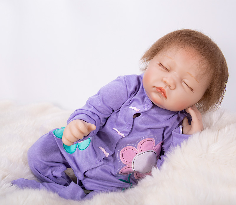 50cm 20 girl boy doll reborn silicone vinyl children play mate toys bebe gift boneca silicone reborn baby dolls sleeping doll50cm 20 girl boy doll reborn silicone vinyl children play mate toys bebe gift boneca silicone reborn baby dolls sleeping doll