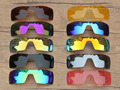 PV POLARIZED Replacement Lenses for Oakley Oil Rig Sunglasses - Multiple Options