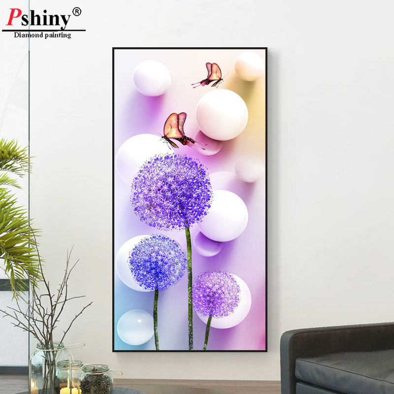 Pshiny 3d DIY κέντημα με διαμάντια - Τέχνες, βιοτεχνίες και ράψιμο - Φωτογραφία 1