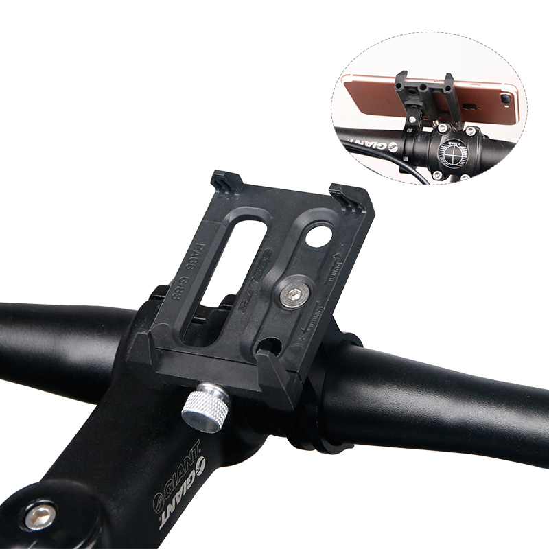 GUB G83 Bike Handlebar Extender Rack Adjustable Holder Support Stand for Phone 4.0-6.2inch Mount Bike Cycling Accessories G-83