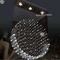 Новинка  Современный хрустальный светильник-люстра  люстра для домашнего декора L800 * w150 * H1000mm  светильник для ресторана