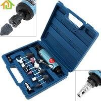 TORO 14pcs Rotary Tool Kit 1 4 Inch Pneumatic Grinding Machine Mold Air Compressor Die Grinder