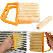 New Promption Microfibre Venetian Blind Blade Cleaner Window Conditioner Duster Clean Brush H9MN