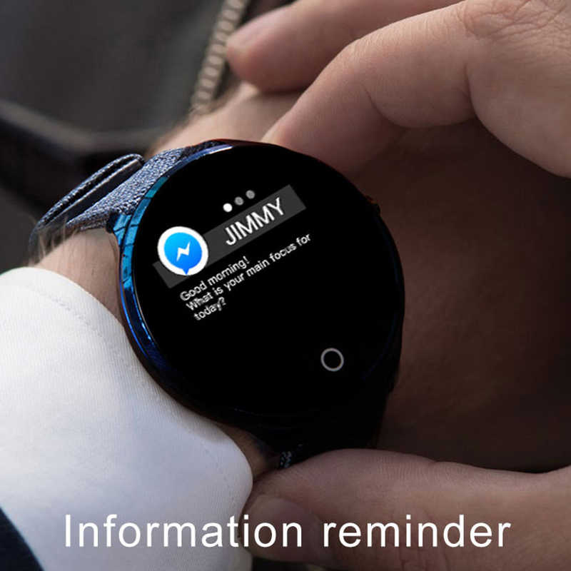 RollsTimi Erkek Akıllı Saatler Su Geçirmez Spor Smartwatch nabız monitörü Akıllı kol saati Kadın Spor takip bilekliği