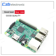 Wholesale prices Raspberry Pi 3 Model B 1GB RAM Quad Core 1.2GHz 64 bit 1GB RAM CPU WiFi Bluetooth Third Generation Raspberry Pi Rasp PI3