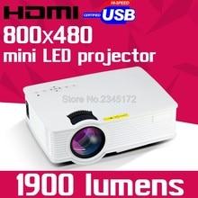GP9 2000 lumens LED Projetor Full HD 1080จุดแบบพกพาUSB Cinemaโฮมเธียเตอร์Picoจอแอลซีดีวิดีโอมินิโปรเจคเตอร์B Eamer GP-9 Proyector
