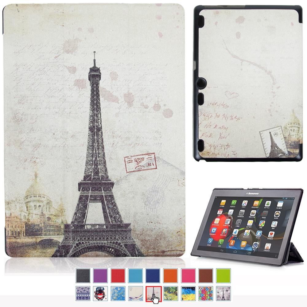 Beschermhoes voor Lenovo Tab 2 A10-70F A10-70L A10-30 X30F 10.1 & TAB - Tablet accessoires - Foto 6