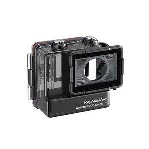 Image 3 - 니콘 WP AA1 액션 카메라 보호 커버 케이스 니콘 KEYMISSION 170 디지털 카메라에 대한 40m 방수 하우징 케이스