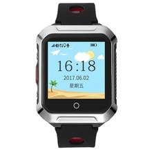 A3r пожилых детей Смарт-часы Приборы для измерения артериального давления сердечного ритма Мониторы трекер SOS Anti-Потерянный GPS Wi-Fi отслеживания старый Для мужчин Для женщин часы