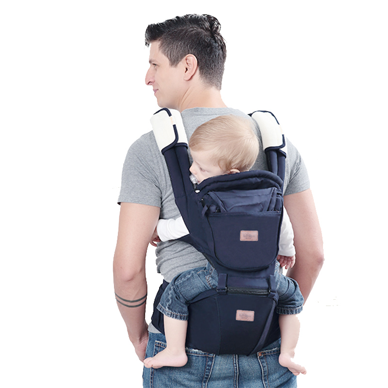 New Baby Carrier Ergonomic All Carry Positions Waist Belt Sling Belt Kid Infant Hip Seat Breathable Backpack Pouch Wrap Kangaroo 2014 hot best quality baby carrier hip seat infant backpack kid carriage baby wrap sling activity