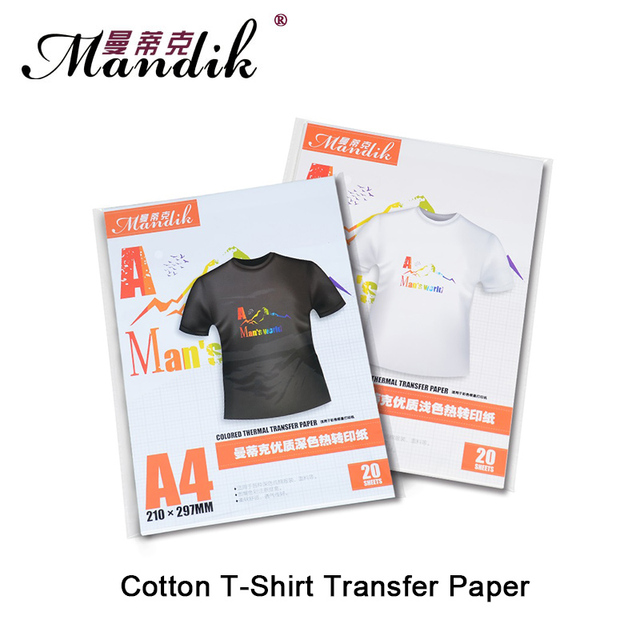 US $17 58 10% OFF|Premium Light /dark Washable Heat Transfer Paper for  Epson Printer-in Photo Paper from Office & School Supplies on  Aliexpress com |