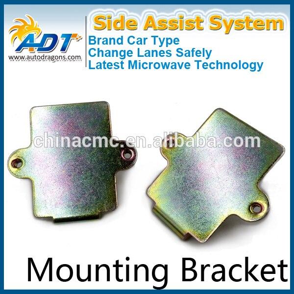 BSM Per Camry Vehicle Car Blind Spot Detection System BSD Corsia Del Sensore Radar A Microonde Chang HA CONDOTTO LA Luce di Allarme Acustico di Avvertimento - 3