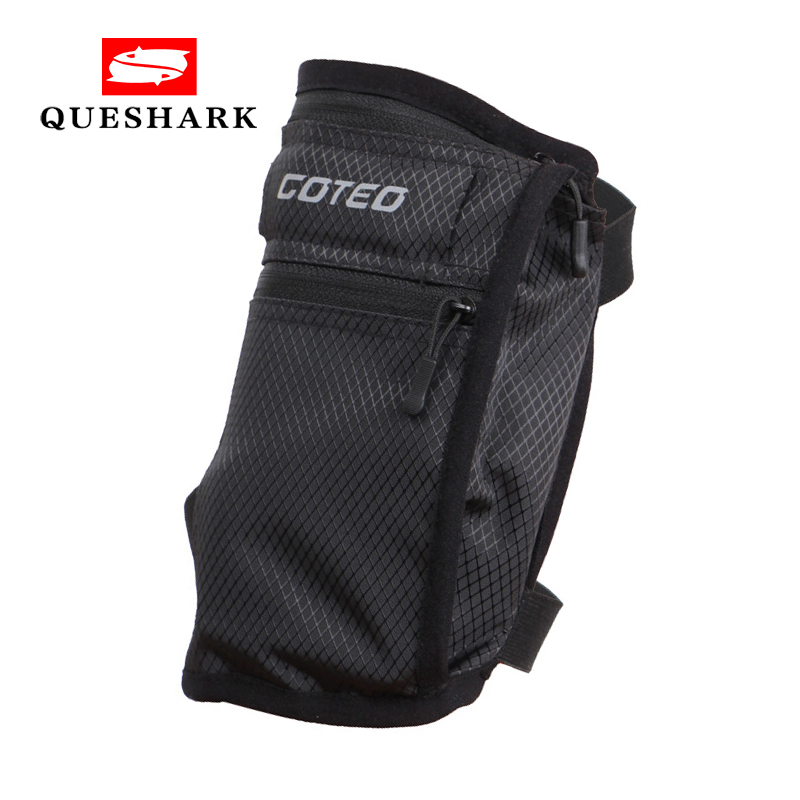 New Sports Shockproof Mobile Phone Calf Bag Running Leg Bag Multi-use Sports Bag Outdoor Riding Travel Wallet Cycling Bag