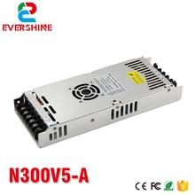 G energy N300V5 A 5V 60A 300W font b Slim b font LED display power supply