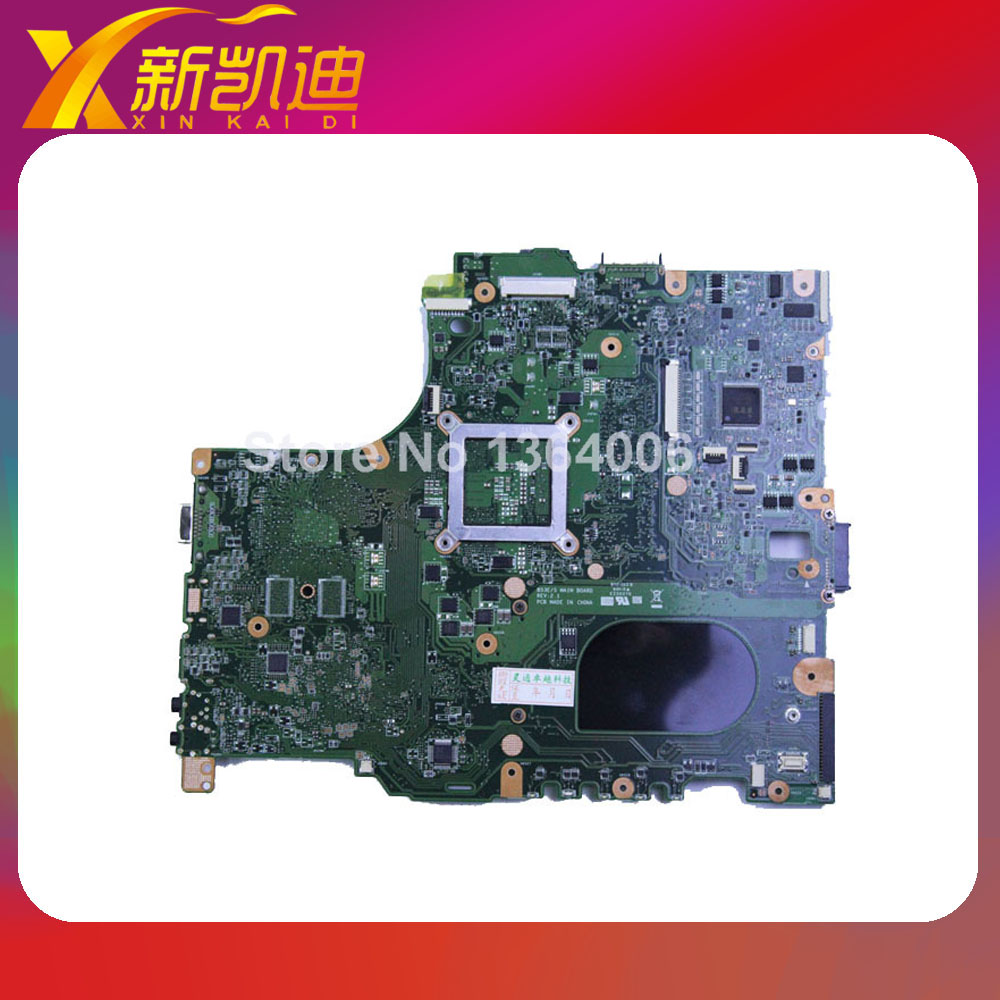 B53 For ASUS B53S B53E motherboard system board laptop mainboard test well and free shipping