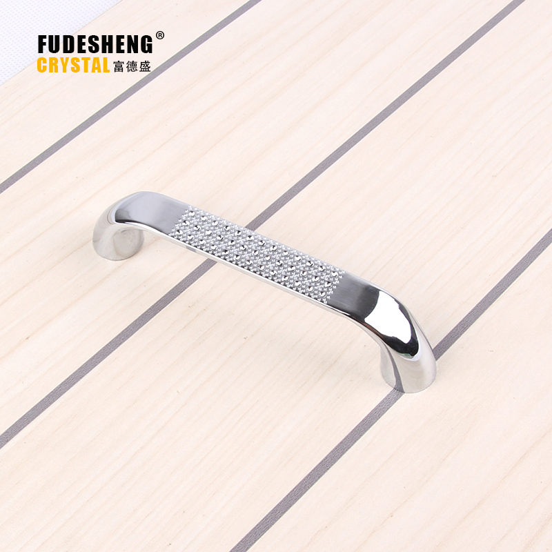 Top Quality 96mm/128mm Furniture Hardware Handle Door Drawer Wardrobe Kitchen Cabinets Cupboard Pull Knobs Handles Accessories