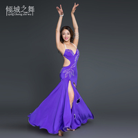Women High Grade Bellydance Costumes Belly Dance stage Performance dress YC022