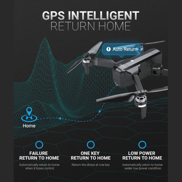 SJRC F11 PRO GPS Drone With Wifi FPV 1080P/2K HD Camera F11 Brushless Quadcopter 25 minutes Flight Time Foldable Dron Vs SG906 4