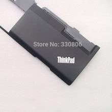 Nuevo/original cubierta palmrest del ordenador portátil para lenovo thinkpad x230 x230i series sin touchpad y huella digital de hoyo, fru 04w3726