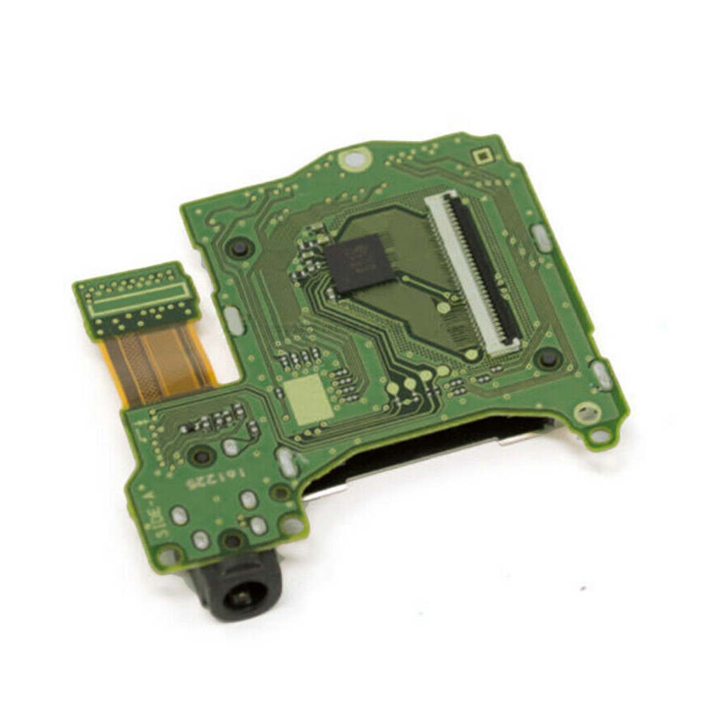 Electronics Reader Practical Game Card Slot Cartridge Headphone Jack Port Replacement Parts Repair Console For Nintendo Switch