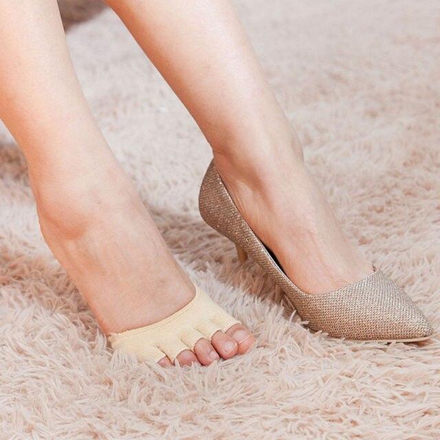 1 Pair Foot Caring Super Elastic Bunion Sleeve Protector Prevent toe Valgus Injury Non-skid Toe Corrector Health Care