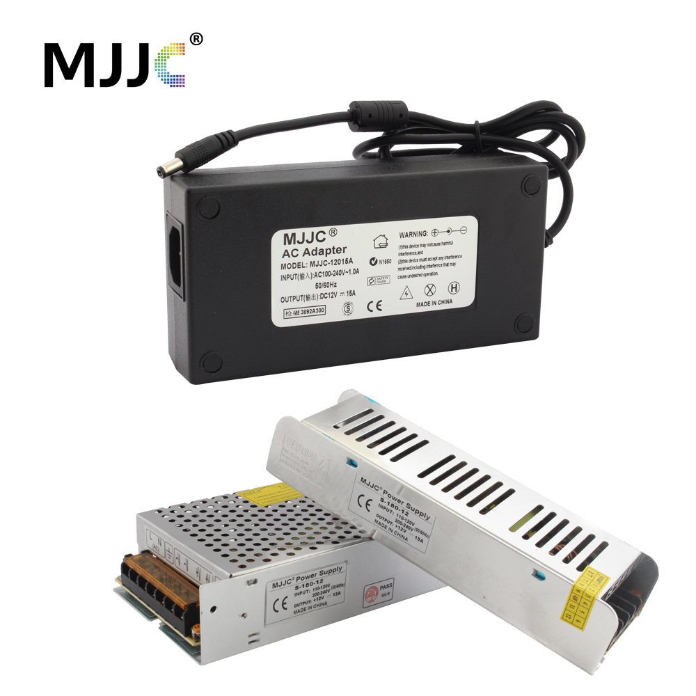 где купить 12 Volt Power Supply Unit 12V 15A Power Adapter 110V 220V to DC 12V LED Transformer 180W 12V LED Driver for LED Strip Light дешево