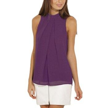 Mujer Regular Real Completa Algodón Shein Blusa Camisa Broadcloth 0wXOZN8knP