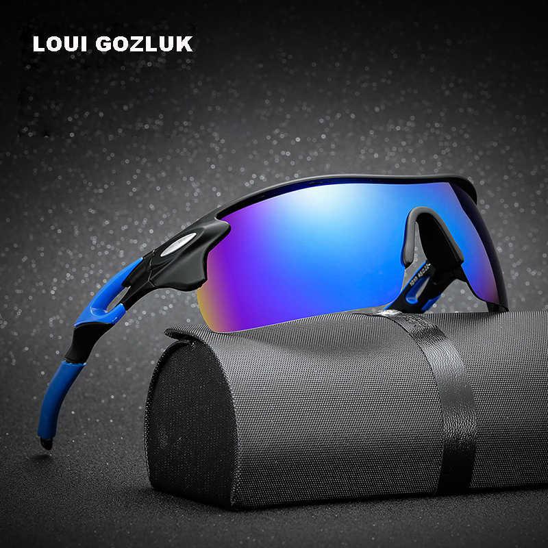 1df6bebc4219 Спорт на открытом воздухе ветрозащитный солнцезащитные очки Ночное видение  ...