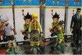 Frete Grátis Anime Hunter x Hunter Figura de Ação DO PVC Brinquedos 4 peças/set K55