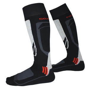 Ski Socks Cycling Snowboard Soccer Moisture Absorption Winter Warm Thick Long Men Kids