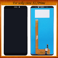 For wiko view XL / wiko view Prime LCD Display and Touch Screen Assembly Repair Parts Repl