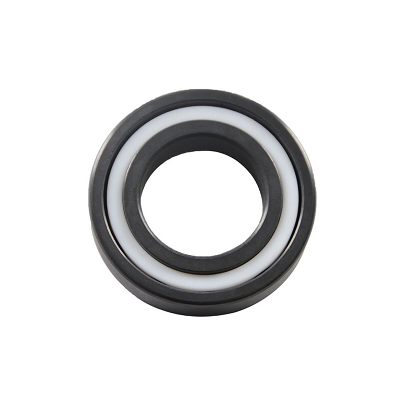 Free shipping 6900 6901 6902 6903 6904 6905 6906 Si3N4 silicon nitride with  cage / full ball full ceramic bearing