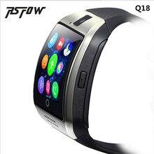 Хорошее Rsfow Q18 Шагомер Смарт часы с Сенсорный экран камеры Поддержка sim-карта TF Bluetooth SmartWatch для Android IOS Телефон PK gt08