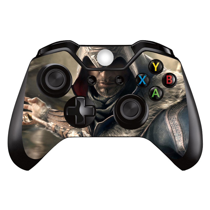 Vinyl Skin Sticker Protector for Microsoft Xbox One Controller Skins Stickers