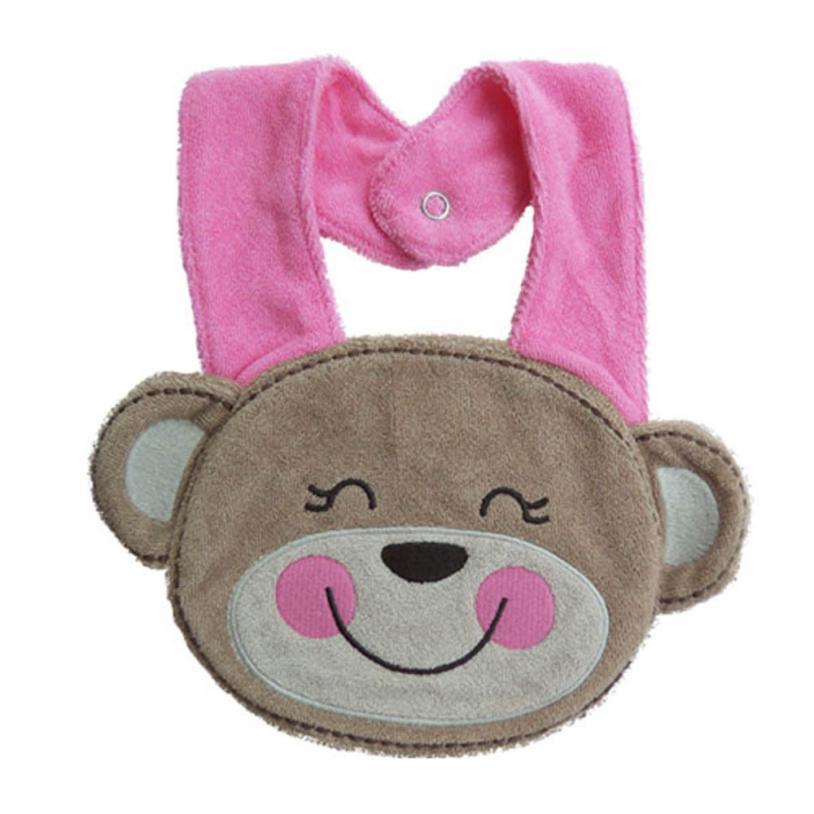2018 Waterproof Baby Kids Infant Animal Toddler Cartoon Saliva Towel Lunch Bibs Baby Bib Baby Stuff