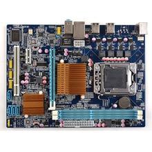 Marke neue intel x58 lga 1366 motherboard lga1366 desktop mainboard micro-atx ddr3 1066/1333/1600 doppel kanal max 16g