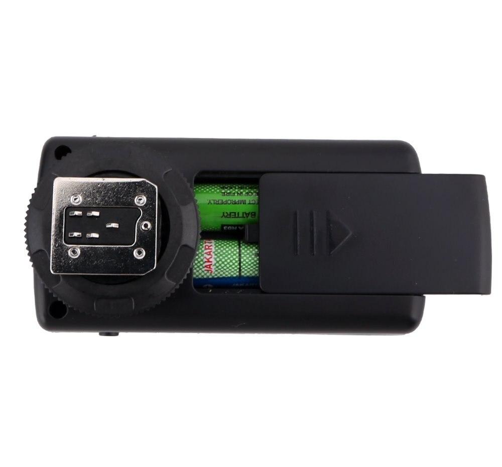Meike MK-RC9-N3 16 Kanal Funkempfänger & Transceiver für Nikon D90 - Kamera und Foto - Foto 4