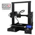 Ender-3 3D принтер DIY Kit Большой размер печати I3 мини Эндер 3/Ender-3X принтер 3D Creality 3D принтер сохранение печати мощность