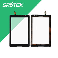For Lenovo A8 50 A5500 Touch Screen Panel Digitizer Sensor Glass Repair Replacement Parts 100 Test