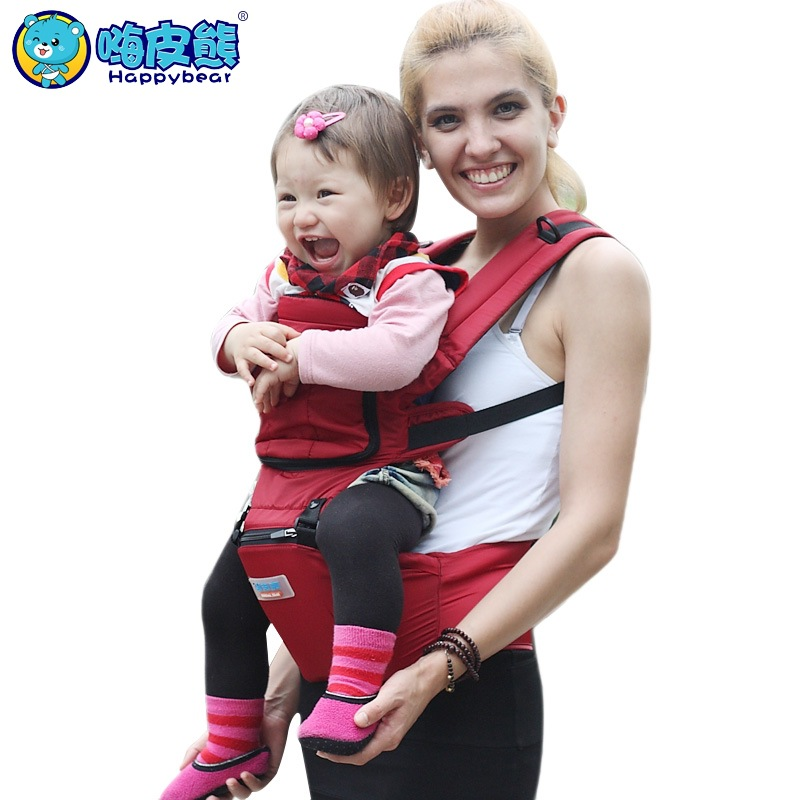 Multifunction adjustable baby backpacks carriers ergonomic save effort baby carriers kid sling child activity gear supplies