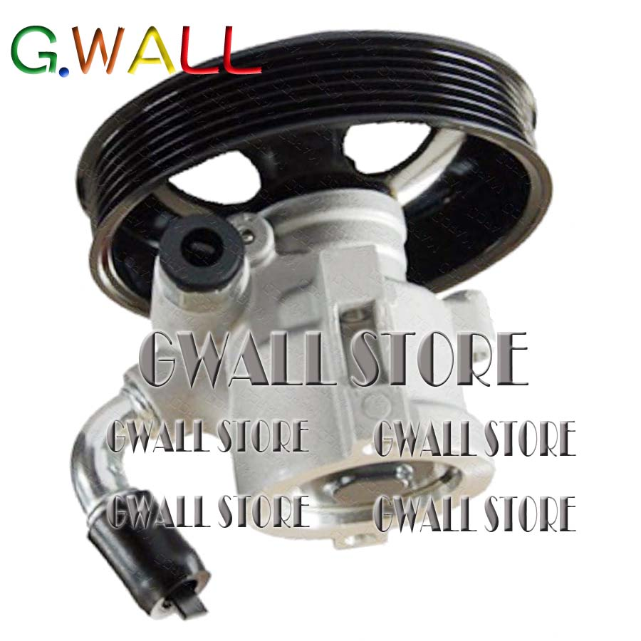 Power Steering Pump For Peugeot 306 1.8 1.9 2.0 405 2.0 Partner Combispace 1.8 For Citroen 97-07 9610519980 96144288 9614378180 908 067 xud9a xud9l d9b cylinder head for citroen zx for fiat scudo for hyundai lantra for peugeot 306 405 vitara 02 00 j3 067