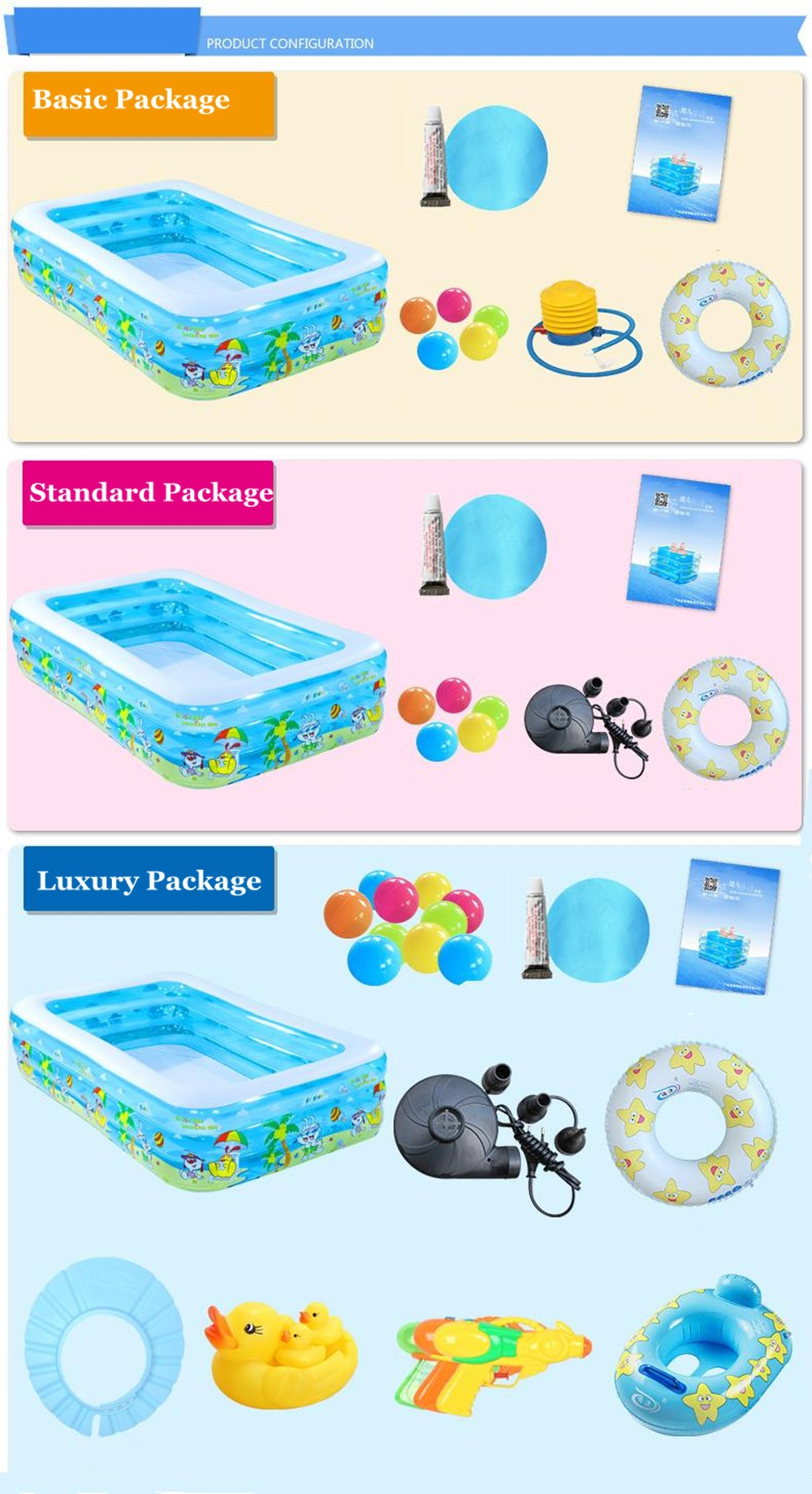 Standard package 2