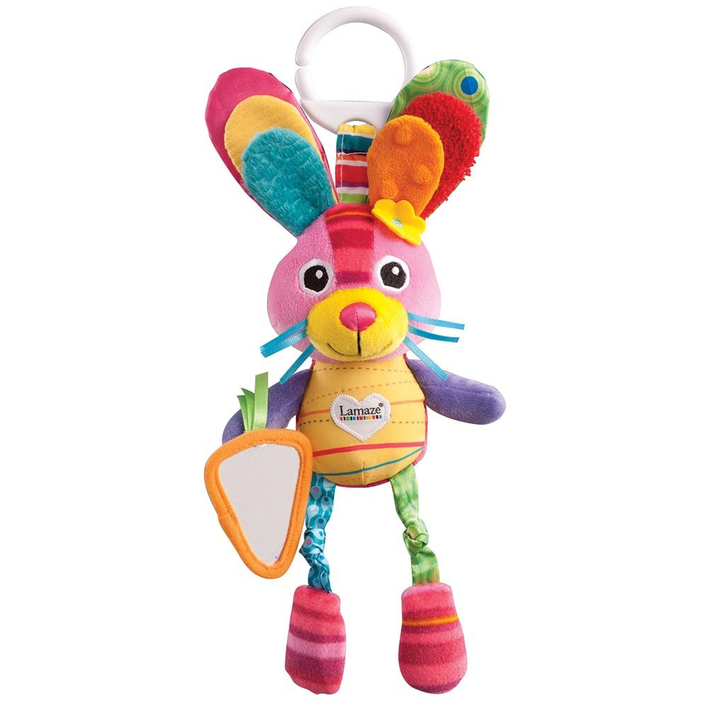 Crib activity toys for babies - Cute Rabbit Bella Infant Babyplay Activity Spiral Bed Toy Wind Chime Hanging Bell Crib Rattle Toys
