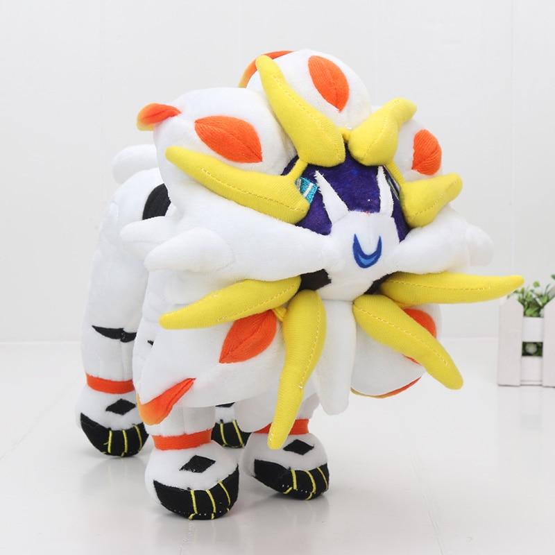 "New Solgaleo Stuffed Plush Toys Doll 12"" 30cm Kid(China)"