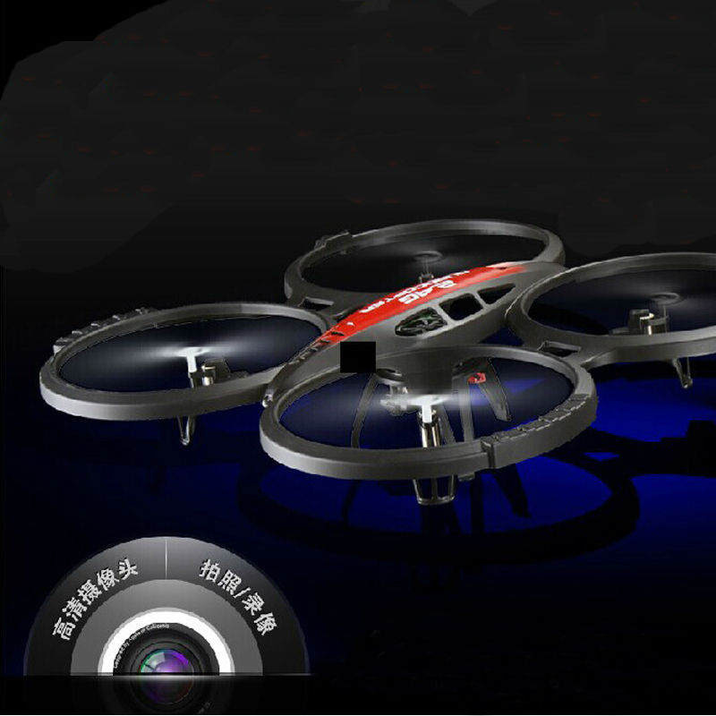 Newest RC drone L6036 Electric rc quadcopter 2.4G 6axis gyro 4CH rc Helicopter with HD camera toys as best gift vs V262