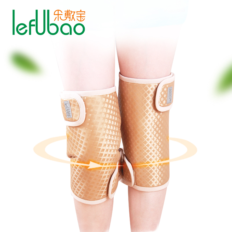 Electro-thermal Knee Protector Keep Warm Male and Female Arthritis Rheumatism Old Cold Leg Electric Heating Knee Protection electric heating electro thermal waist protectot for lumbar strain keep warm uterus male and female moxibustion hot compressors